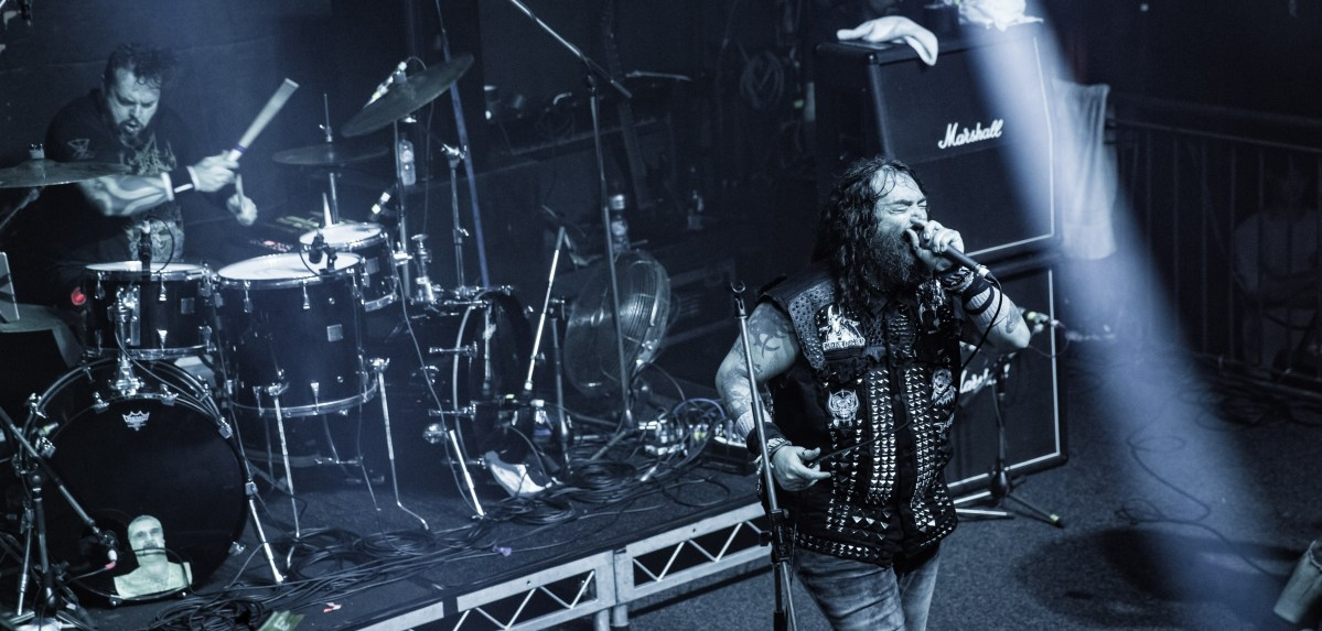 Max & Iggor Cavalera – Gig Review & Photo Gallery 17th March @ Metropolis, Fremantle WA